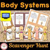 Body Systems Scavenger Hunt