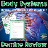 Body Systems Domino Review