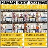 Human Body Systems: Skeletal, Circulatory, Nervous, Respir