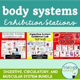 Body Systems Task Cards BUNDLE