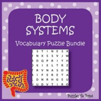 Human Body Systems Puzzle Pack