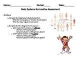"Body Systems and Organs - ""How do they work together?"" - A"