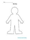 Body Template Worksheet