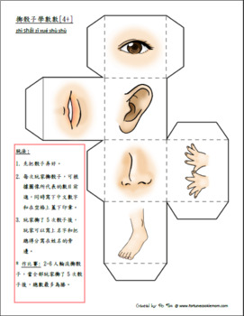 Body Theme FULL Pack  (Traditional Chinese with Pinyin)