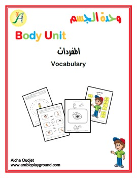 Body Unit – Vocabulary