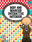 Body and Behaviour Interactive Notebook Activity bundle