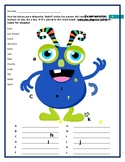 Body parts & Illnesses Quiz (Santillana Spanish 2)