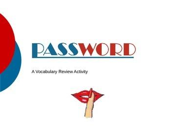Body parts Password game