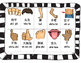 Mandarin Chinese Body parts flashcards card game size (Chi