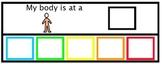 Body regulation boards- Autism- Special education-engine run sensory