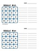 Boggle Activity Sheets