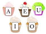Boggle Bakery - Cupcake Letters (Uppercase)
