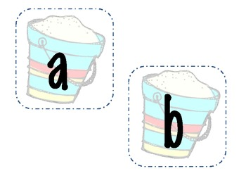 Boggle Board - Lowercase