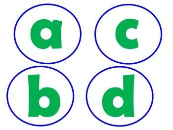 Boggle Bulletin Board Game