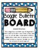 Boggle Bulletin Board Set