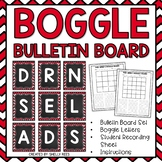 Boggle Boards and Boggle Letters for Bulletin Board - Chevron