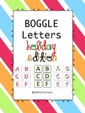 Boggle {Holiday Edition}