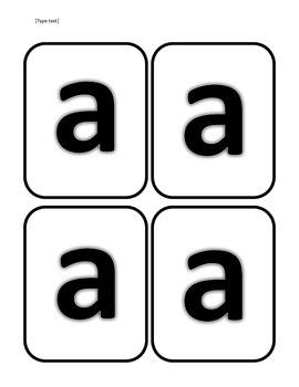 Boggle Letter Set