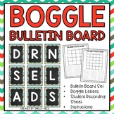 Boggle Boards and Boggle Letters for Bulletin Board