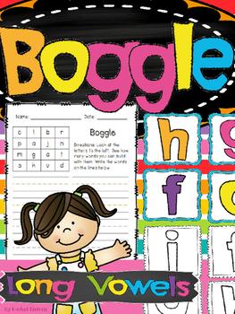 Boggle - Long Vowels (CVCe)