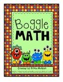Boggle Math Boards Mega Pack