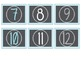Boggle Math Cards