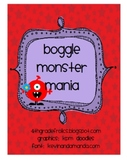 Boggle Monster Mania
