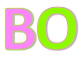 Boggle: Pink and Green
