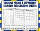 Boggle Boards and Boggle Letters for Bulletin Board - Superhero