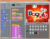 Boggle - Scratch