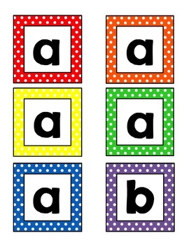Boggle {Short Vowel Word Work}