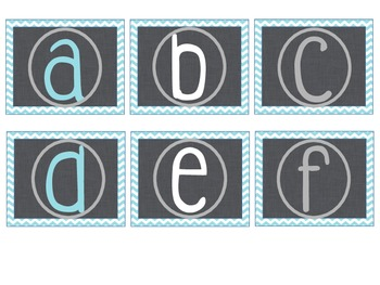 Boggle Word Cards