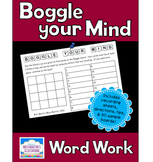 Boggle Your Mind!