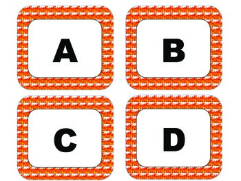 Boggle or Scramble for Word Work