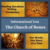 Bohemia's Church of Bones: High-Interest Nonfiction Reading Passage: