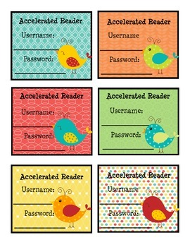 Boho Bird Accelerated Reader Resource Pack