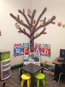 Boho Bird and Owl Classroom Ideas