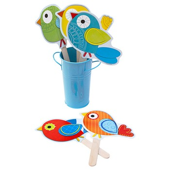 Boho Birds Decor Set SALE 20% OFF 144941