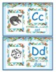 Boho Birds alphabet