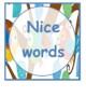 Boho Birds nice words