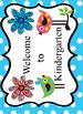 Boho Bright Birds and Dots Classroom Decor