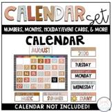 Boho Calendar Set