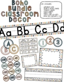 Boho Classroom Decor Bundle