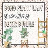 Boho Plant Lady GROWING Bundle