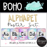 Boho Primary Alphabet- Classroom Decor