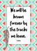 Boho Theme Inspirational Posters