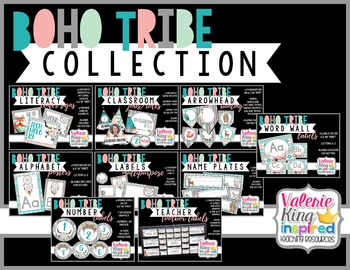 Boho Tribe Collection: Bundle
