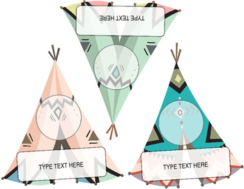 Boho Tribe Collection: Classroom Jobs / Roles