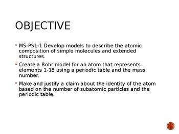 Bohr Models and Atomic Structure Introduction