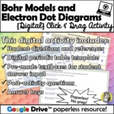 Bohr Models and Electron Dot Diagrams  {Digital Click and